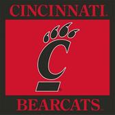 Cincinnati Bearcats Luncheon Napkins