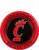 "Cincinnati Bearcats 7"" Paper Plates"