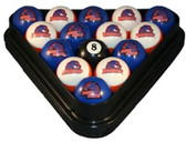 Boise State Broncos Billiard Ball Set