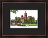 Auburn University Academic Framed Lithograph