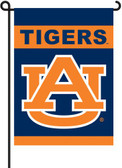 Auburn Tigers 2-Sided Garden Flag Set w/ #11213 Garden Pole