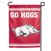 "Arkansas Razorbacks 11""x15"" Garden Flag"