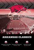 Arkansas Football Classics DVD Set