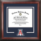 Arizona Wildcats Spirit Diploma Frame
