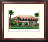 Arizona State University Alumnus Framed Lithograph