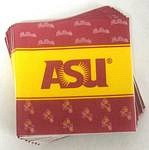 Arizona State Sun Devils Lunch Napkins