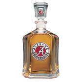 Alabama Crimson Tide Capitol Decanter
