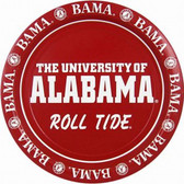 "Alabama Crimson Tide 9"" Paper Plates"