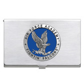 Air Force Falcons Business Card Case Set