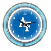 "Air Force Falcons 14"" Neon Wall Clock"