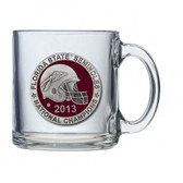 2013 Florida State Seminoles BCS National Champions Clear Coffee Mug