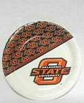 "Oklahoma State Cowboys 7"" Dessert Paper Plates"