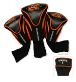 Oklahoma State Cowboys 3 Pack Contour Sock Headcovers