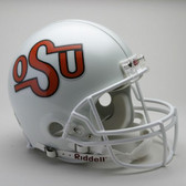 Oklahoma State Cowboys 1984-1992 Throwback Riddell Full Size Authentic Proline Football Helmet