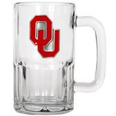 Oklahoma Sooners 20oz Root Beer Style Mug