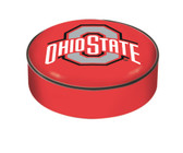 Ohio State Buckeyes Bar Stool Seat Cover