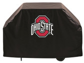 """Ohio State Buckeyes 60"""" Grill Cover"""