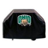 """Ohio Bobcats 72"""" Grill Cover"""