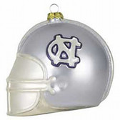 "North Carolina Tar Heels 3"" Helmet Ornament"