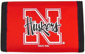 Nebraska Cornhuskers  Nylon Trifold Wallet
