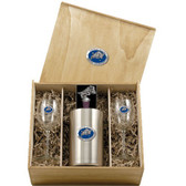 Navy Midshipmen Wine Set