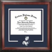 Navy Midshipmen Spirit Diploma Frame
