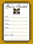Missouri Tigers Formal Invitations