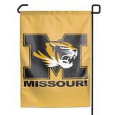 """Missouri Tigers 11""""x15"""" Garden Flag"""