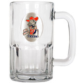 Mississippi Rebels 20oz Root Beer Style Mug