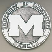 Mississippi Ole Miss Rebels Trivet