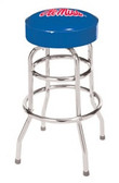 Mississippi   Rebels Double Rung Bar Stool