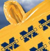 Michigan Wolverines Rainmate Hooded Poncho