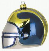 "Michigan Wolverines 3"" Helmet Ornament 0194641901"
