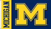 Michigan Wolverines 2-Sided 3 Ft. x 5 Ft. Flag w/Grommets