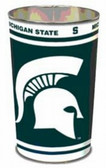 "Michigan State Spartans 15"" Wastebasket"
