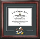 Miami Hurricanes Spirit Diploma Frame