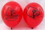 "Louisville Cardinals 11"" Balloons"