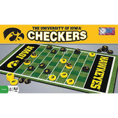 Iowa Hawkeyes Checkers