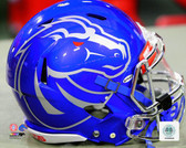 Boise State Broncos Boise State University Broncos Helmet 40x50 Stretched Canvas
