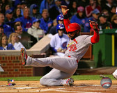 St Louis Cardinals Jason Heyward 2015 Action 40x50 Stretched Canvas