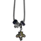 Florida Panthers Euro Bead Necklace