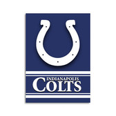 "Indianapolis Colts 28""x40"" 2-Sided Banner"