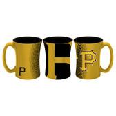 Pittsburgh Pirates 14 oz Mocha Coffee Mug