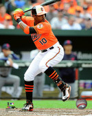 Baltimore Orioles Adam Jones 16x20 Stretched Canvas # 3