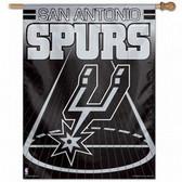 San Antonio Spurs 27x37 Vertical Banner