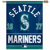 Seattle Mariners 27x37 Vertical Banner