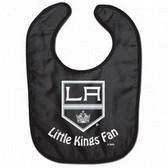 Los Angeles Kings All Pro Little Fan Baby Bib