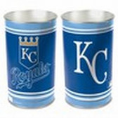 "Kansas City Royals 15"" Waste Basket"
