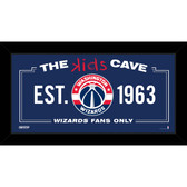 Golden State Warriors 6x12 Kids Cave Sign