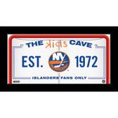 New York Islanders 6x12 Kids Cave Sign